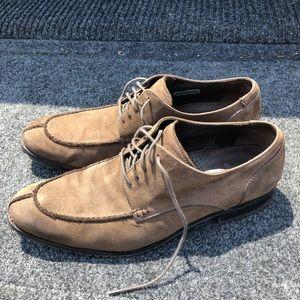 Cole Haan Men's suede brown shoes sz 13M
